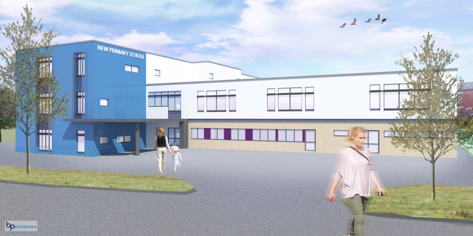 New proposed primary school
