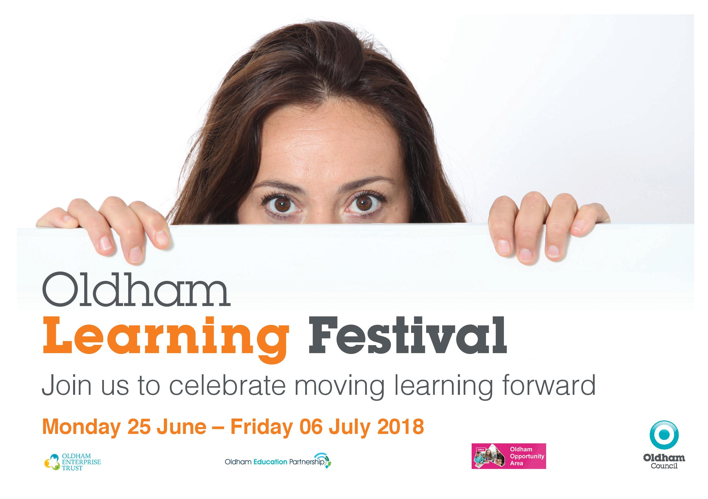 Oldham Learning Festival 2018