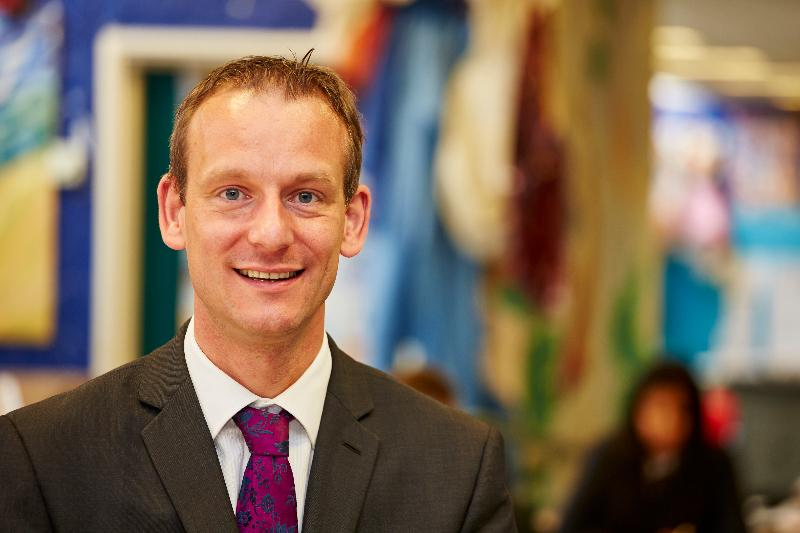 Adrian Calvert has been selected to develop the education partnership behind the implementation of the Oldham Education and Skills Commission (OESC).