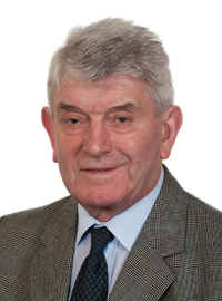 DEATH OF HOLLINWOOD COUNCILLOR, BRIAN AMES