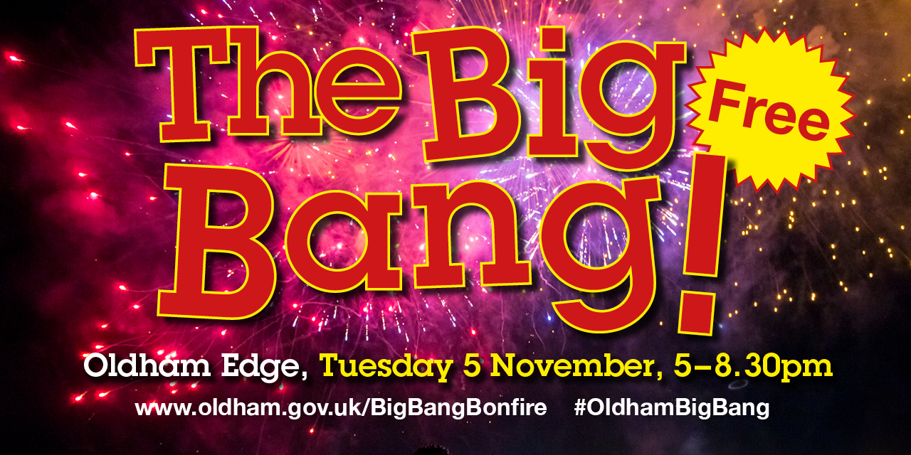 Big Bang Bonfire 2019