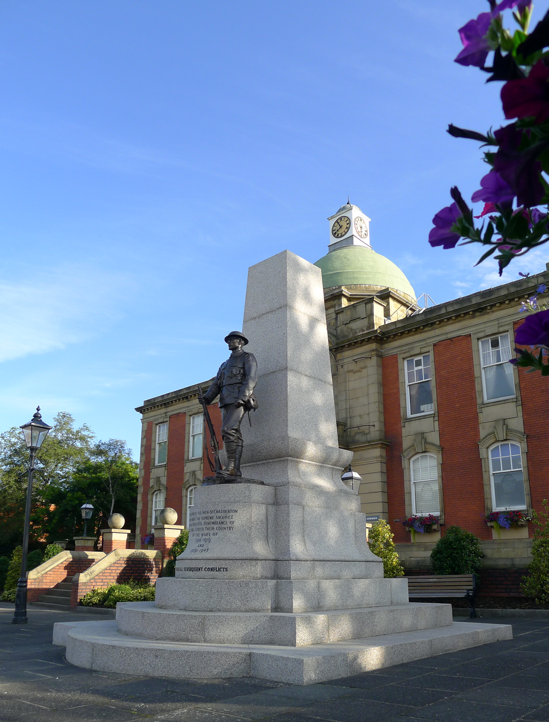 Chadderton War Memorial