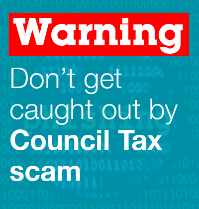 Council tax scam