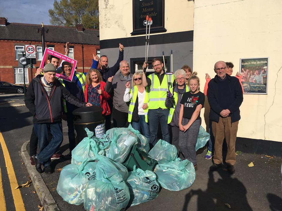 Failsworth clean up