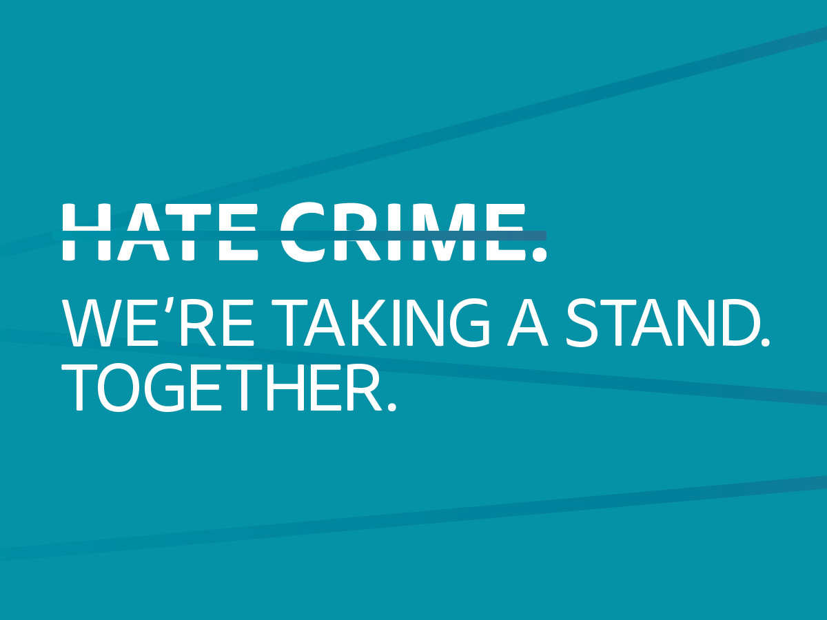 Greater Manchester Hate Crime Awareness Week