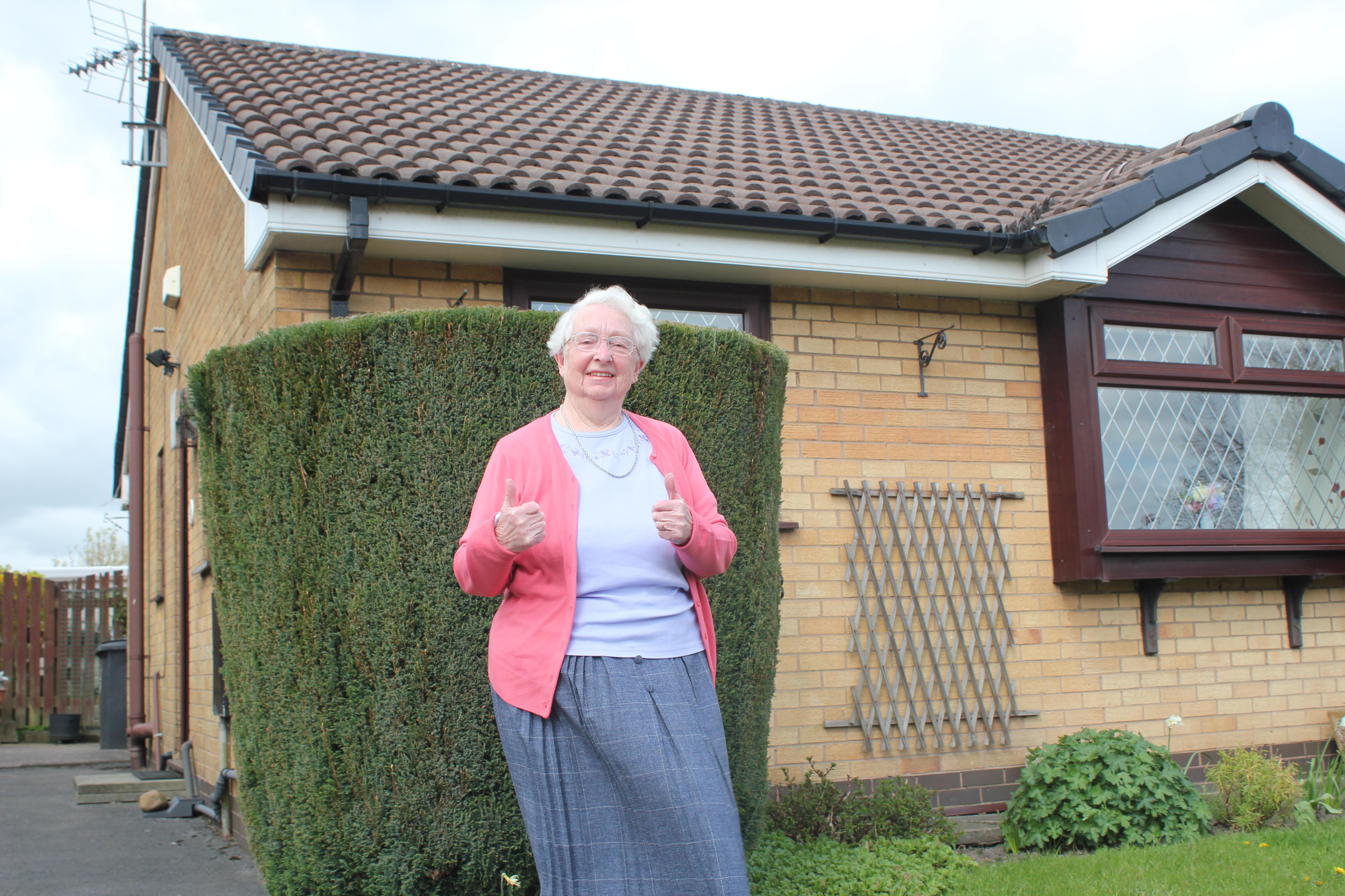 Summer is around the corner but the award-winning Warm Homes Oldham scheme is still helping residents to save money on their energy bill.