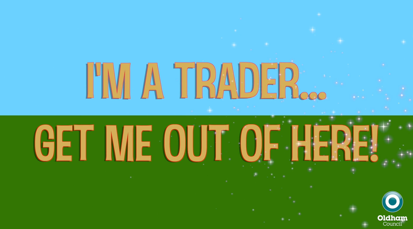 'I'ma Trader... Get Me Out of Here!'