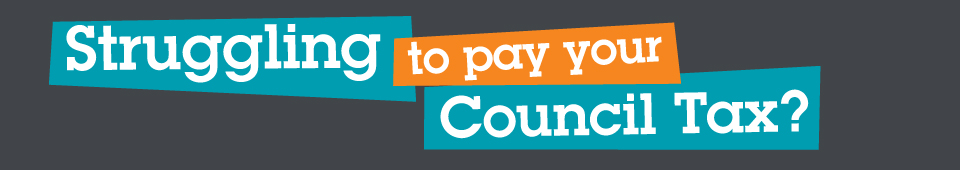 Struggling to pay council tax