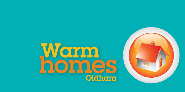 Warm homes logo