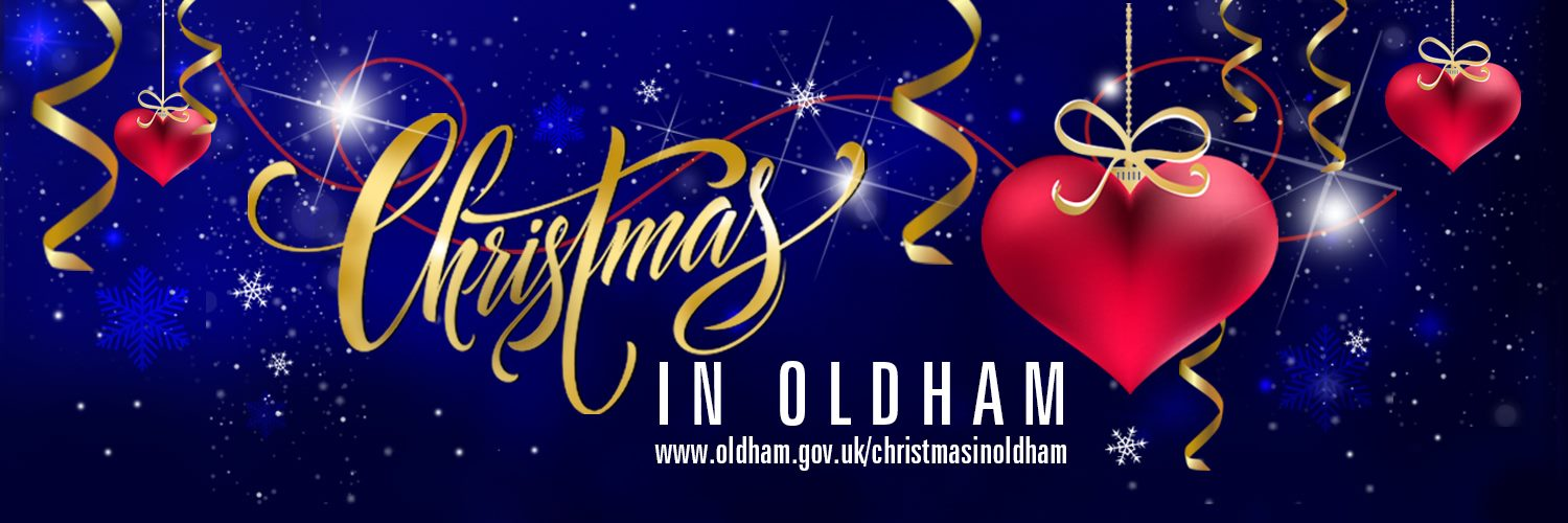 Christmas in Oldham