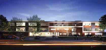 North Chadderton School.