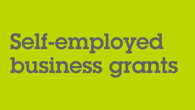Self employed grants